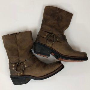 Harley Davidson Harness Boots